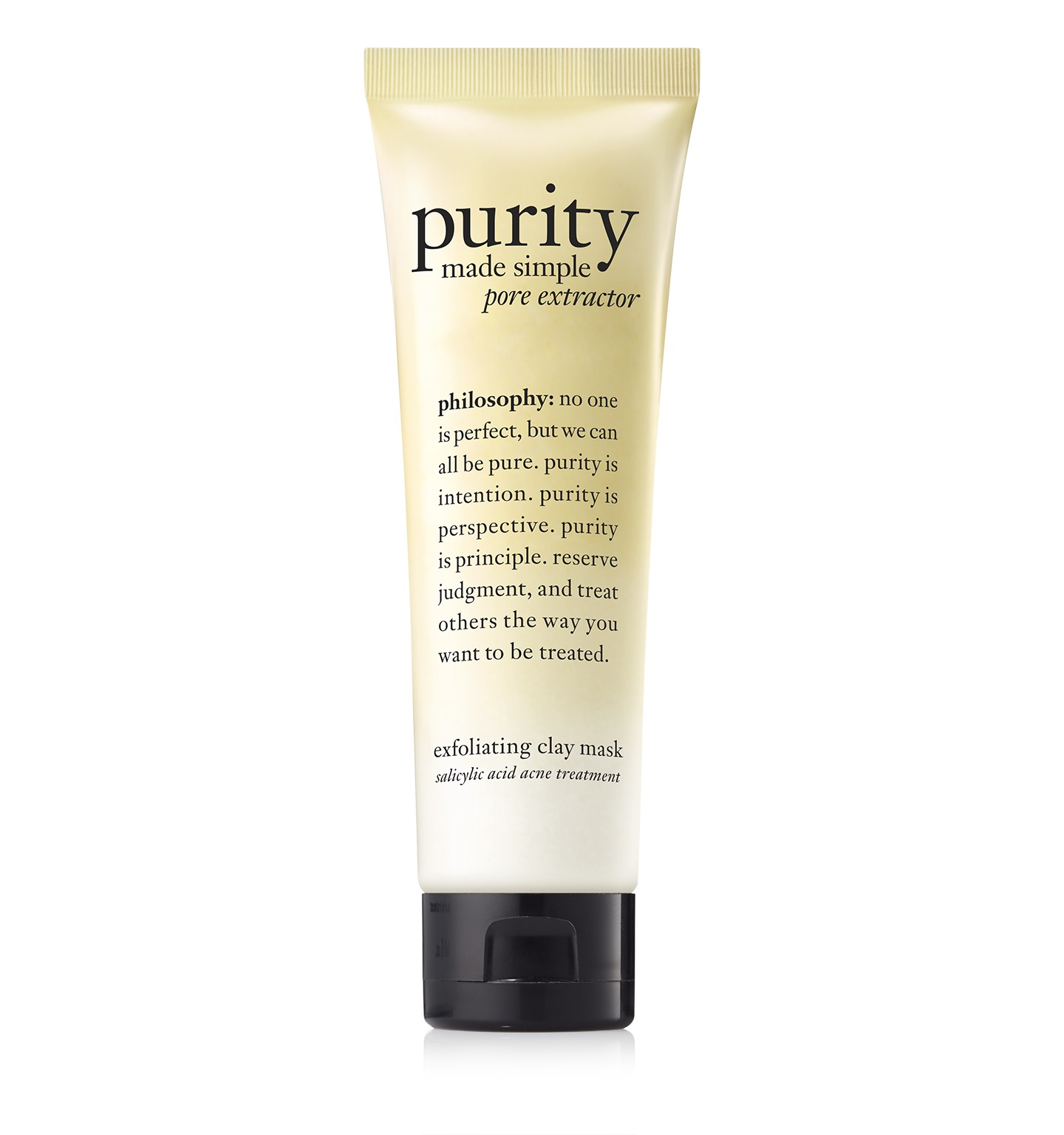 Purity Pore Extractor Exfoliating Clay Mask 75 ml