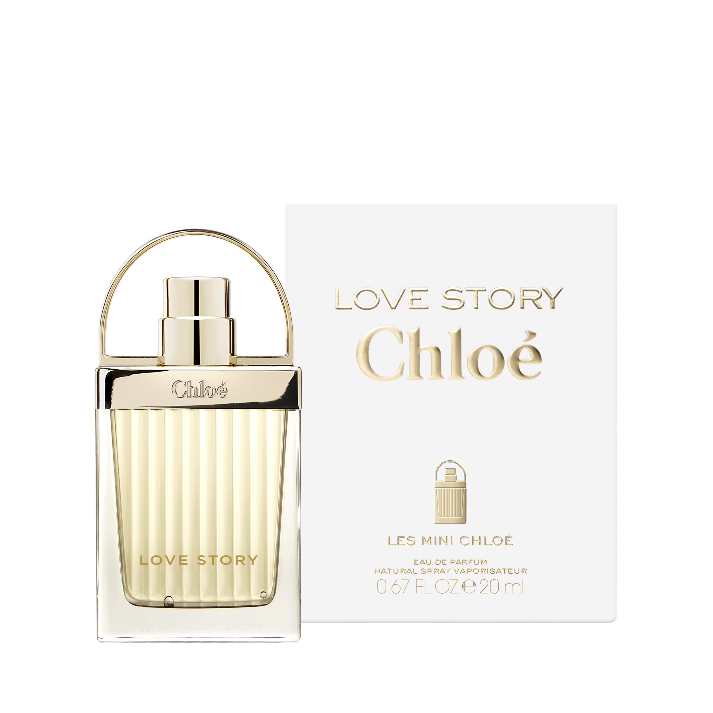 Love Story Sensuelle Eau De Parfume (920 kr) Chloé