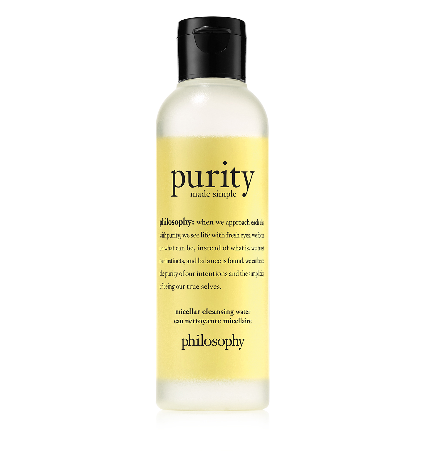 Purity Micellar Cleansing Water 100 ml