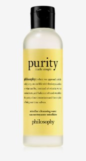 Purity Micellar Cleansing Water 100ml