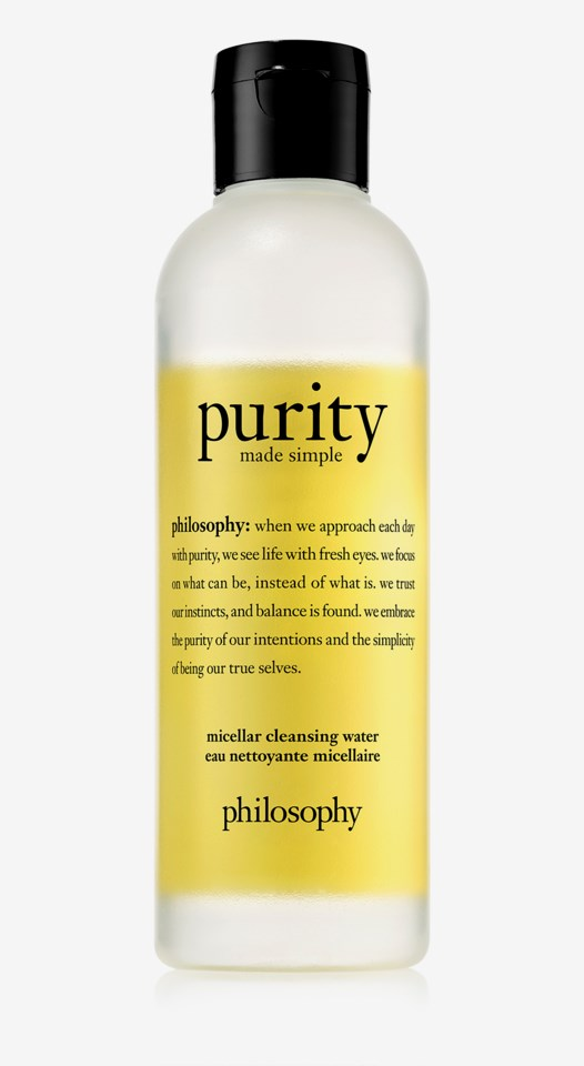 Purity Micellar Cleansing Water 200ml