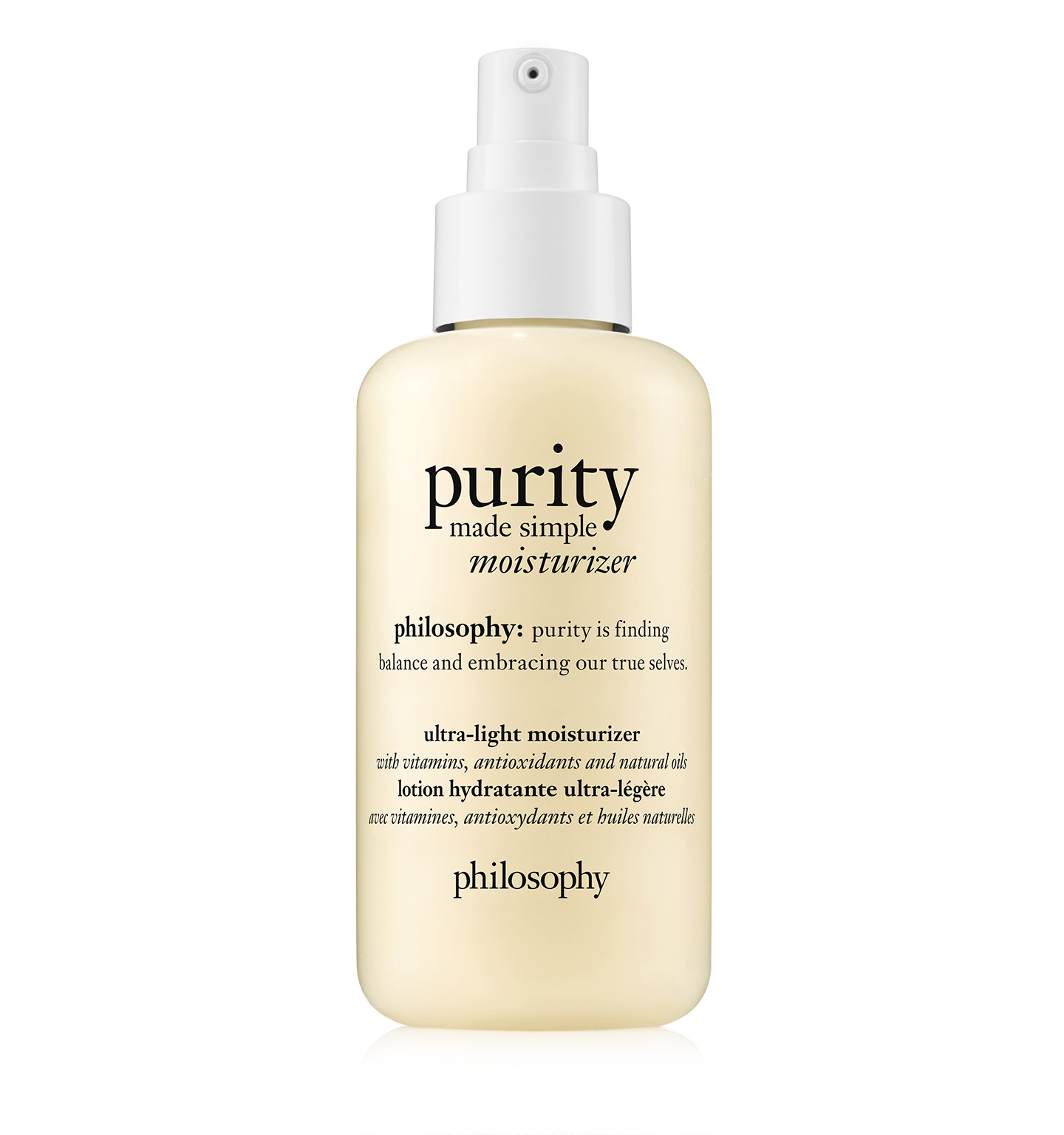 Purity Made Simple Ultra-Light Moisturizer 141 ml