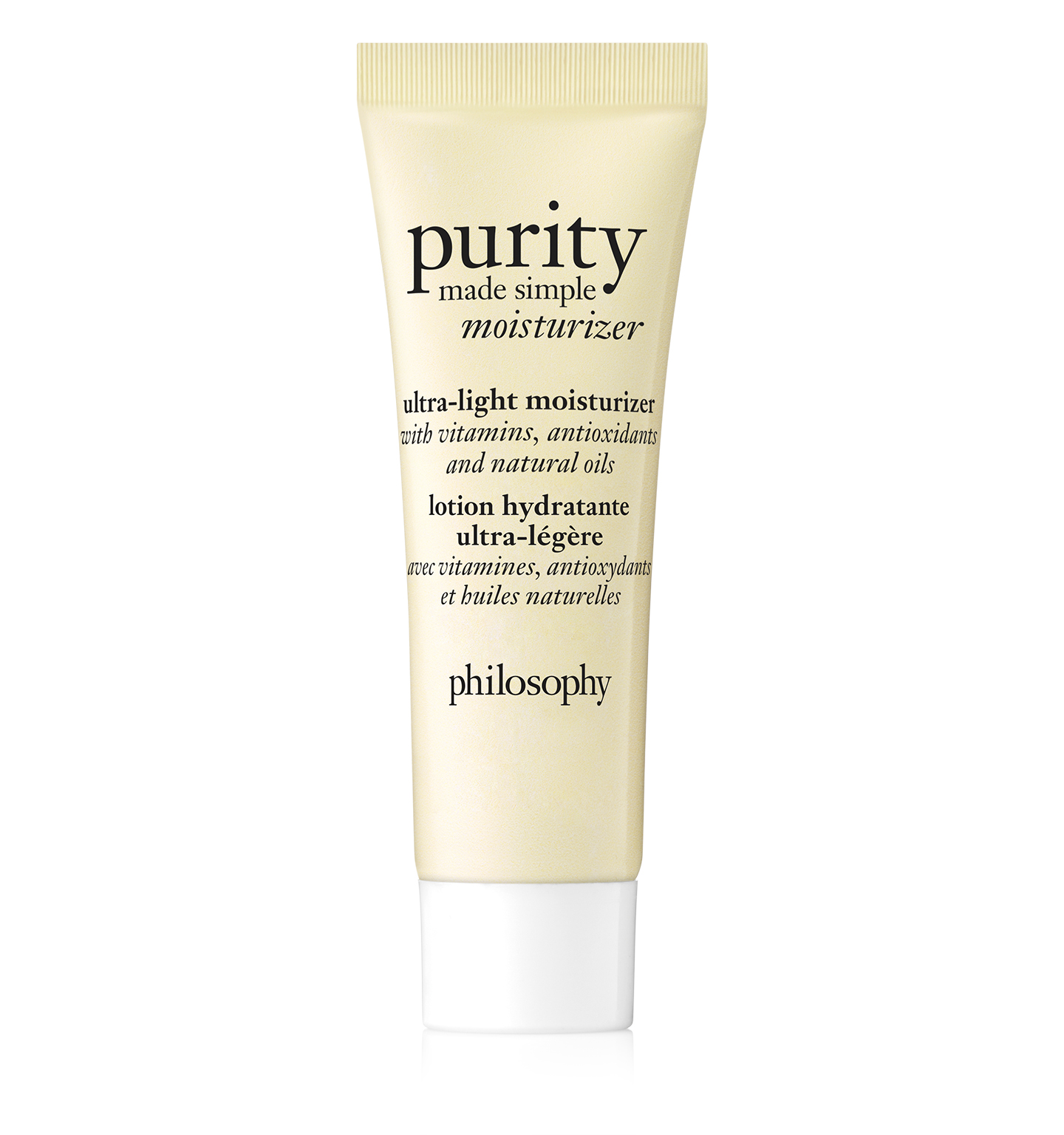 Purity Made Simple Ultra Light Moisturizer