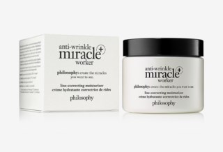 Anti-Wrinkle Miracle Worker+Line-Correcting Moisturizer
