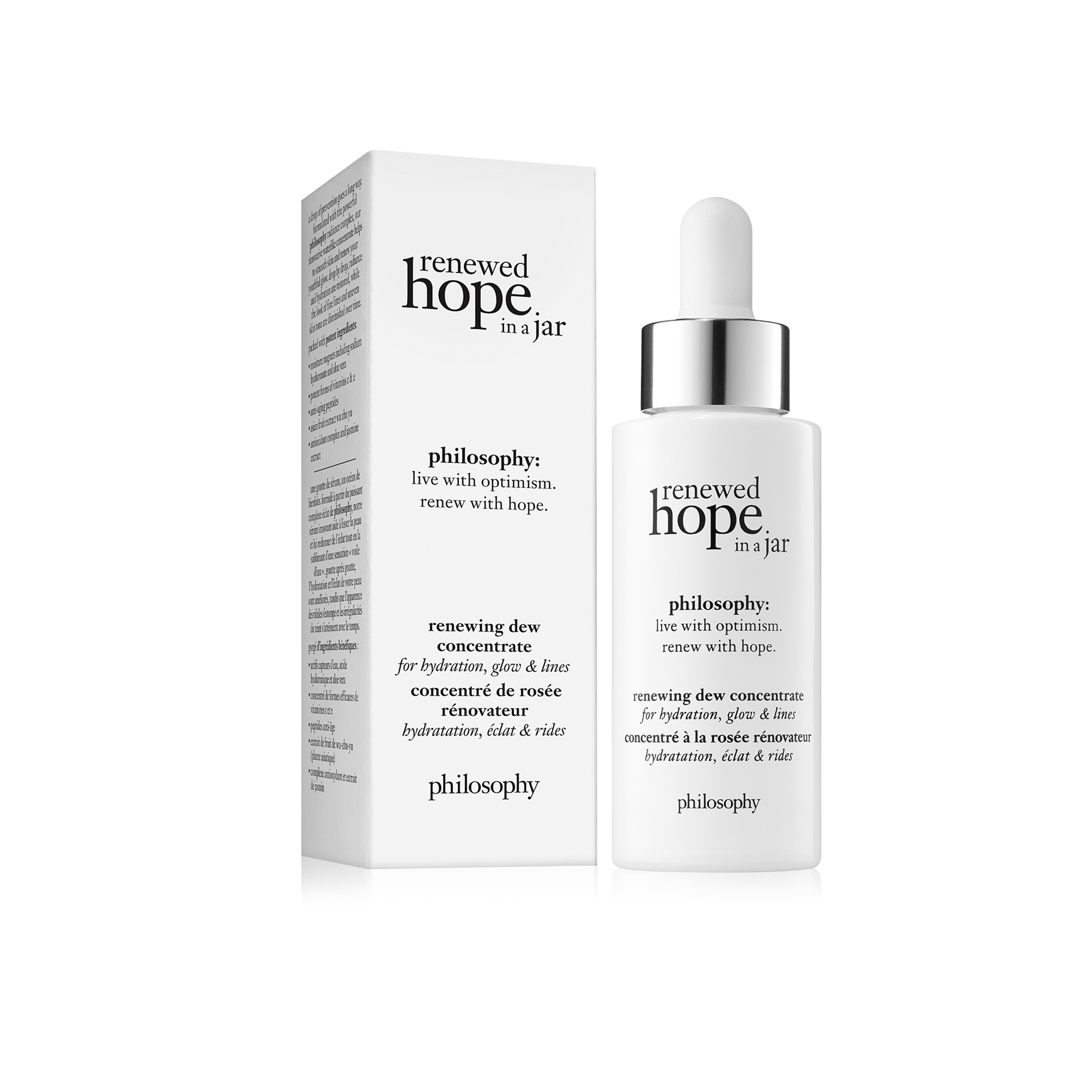 Hope Renewing Dew Concentrate Face Serum 30 ml