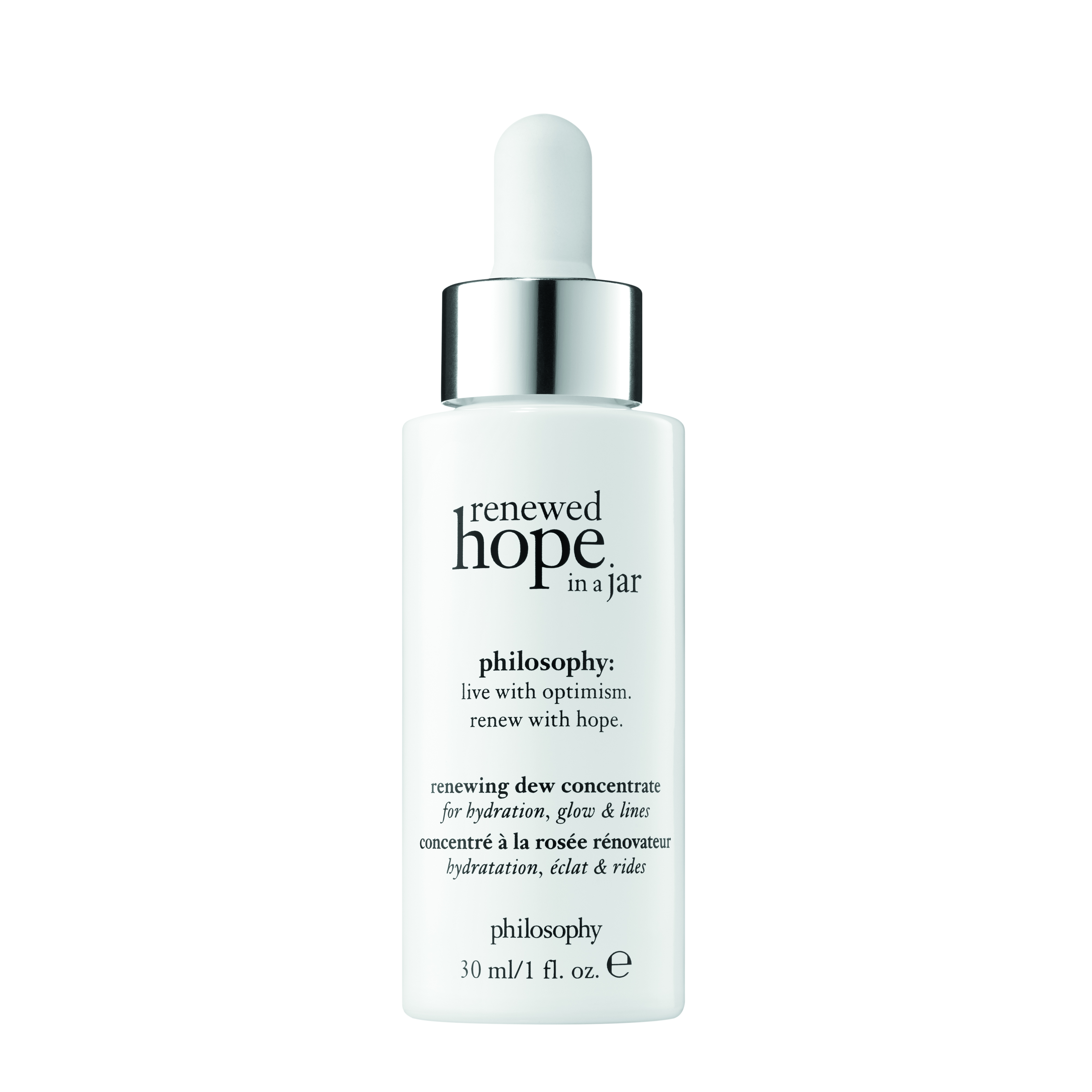 Hope Renewing Dew Concentrate Face Serum 30ml