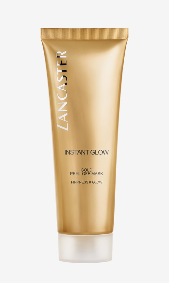 Instant Glow Peel-Off Mask Gold