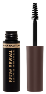 Max Factor Brow Revival Eyebrow Gel 5 Black Brown