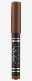 Real Brow Fiber Pencil 1 Light Brown