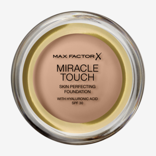 Miracle Touch Foundation 45 Warm Almond