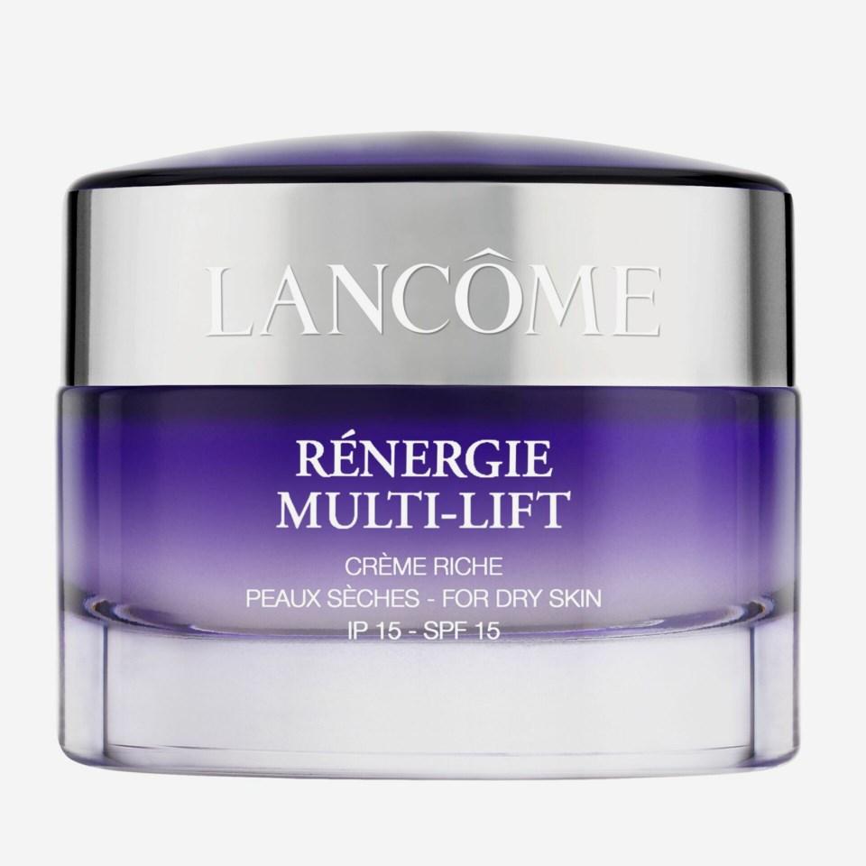 Rénergie Multi-Lift Créme Riche SPF 15 - For Dry Skin 50ml