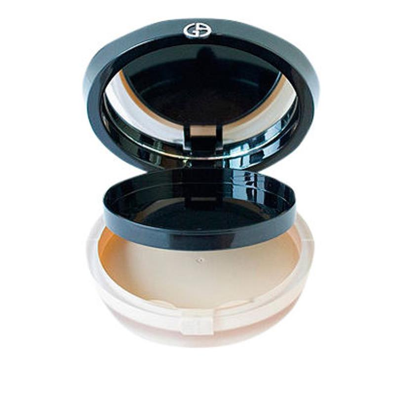 Luminous Silk Compact Empty Case