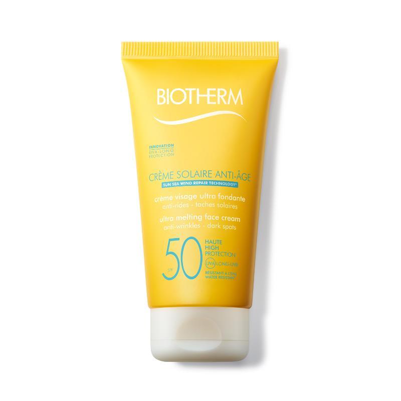 Creme Solaire Anti-age SPF 50