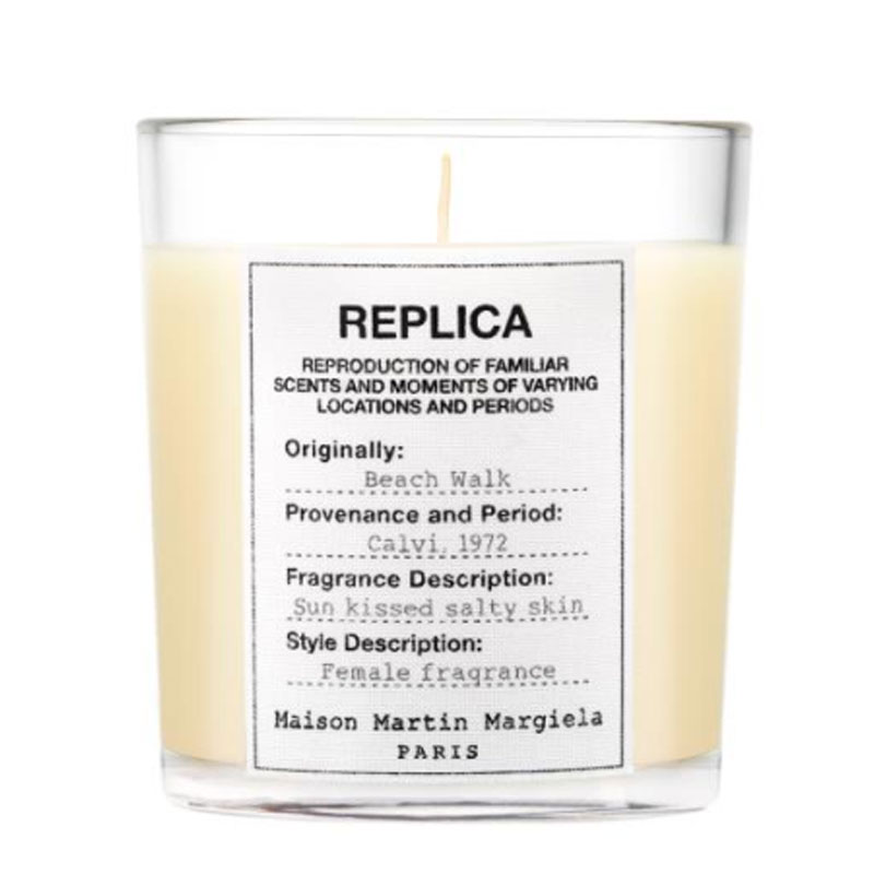Beach Walk Scented Candle