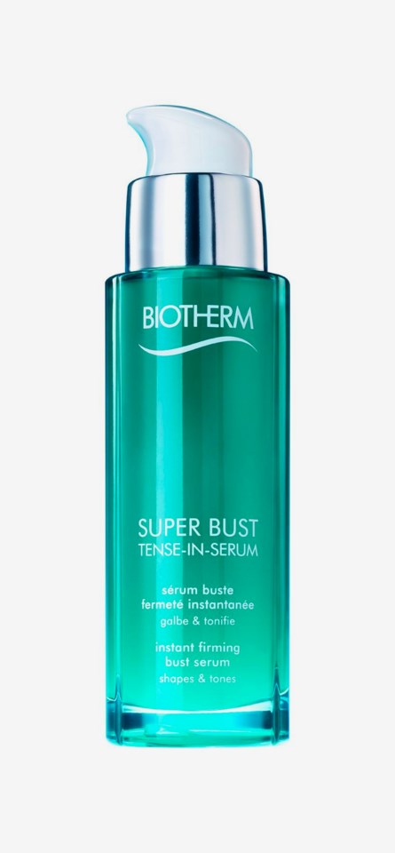 Super Bust Contouring Tense-in-Serum
