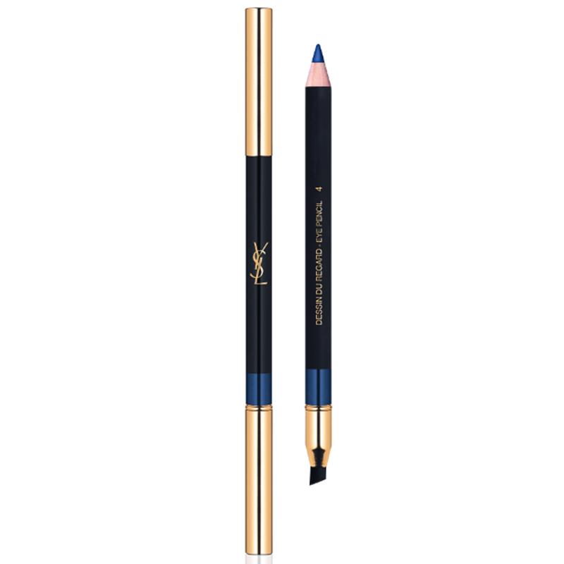 Dessin Du Regard Khol Pencil 04 Bleu Insolant