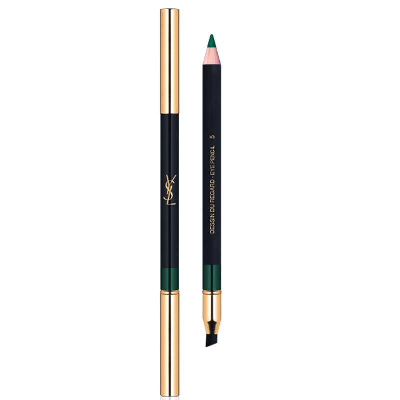 Dessin Du Regard Khol Pencil 05 Deepest Green