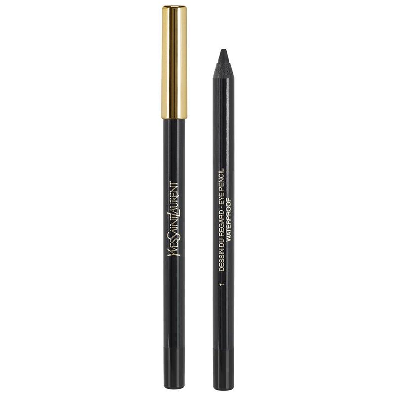 Dessin du Regard Waterproof Eyeliner Pencil 01Black