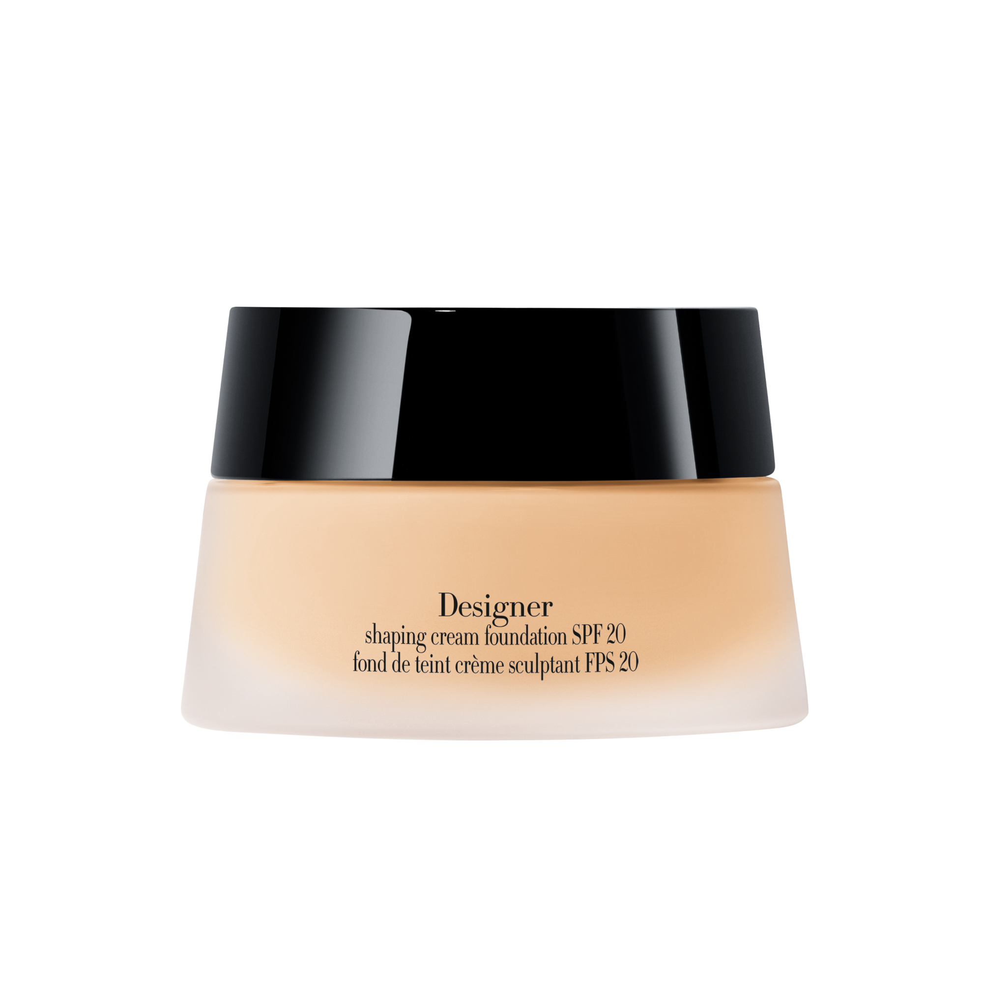 Designer Cream Foundation 5