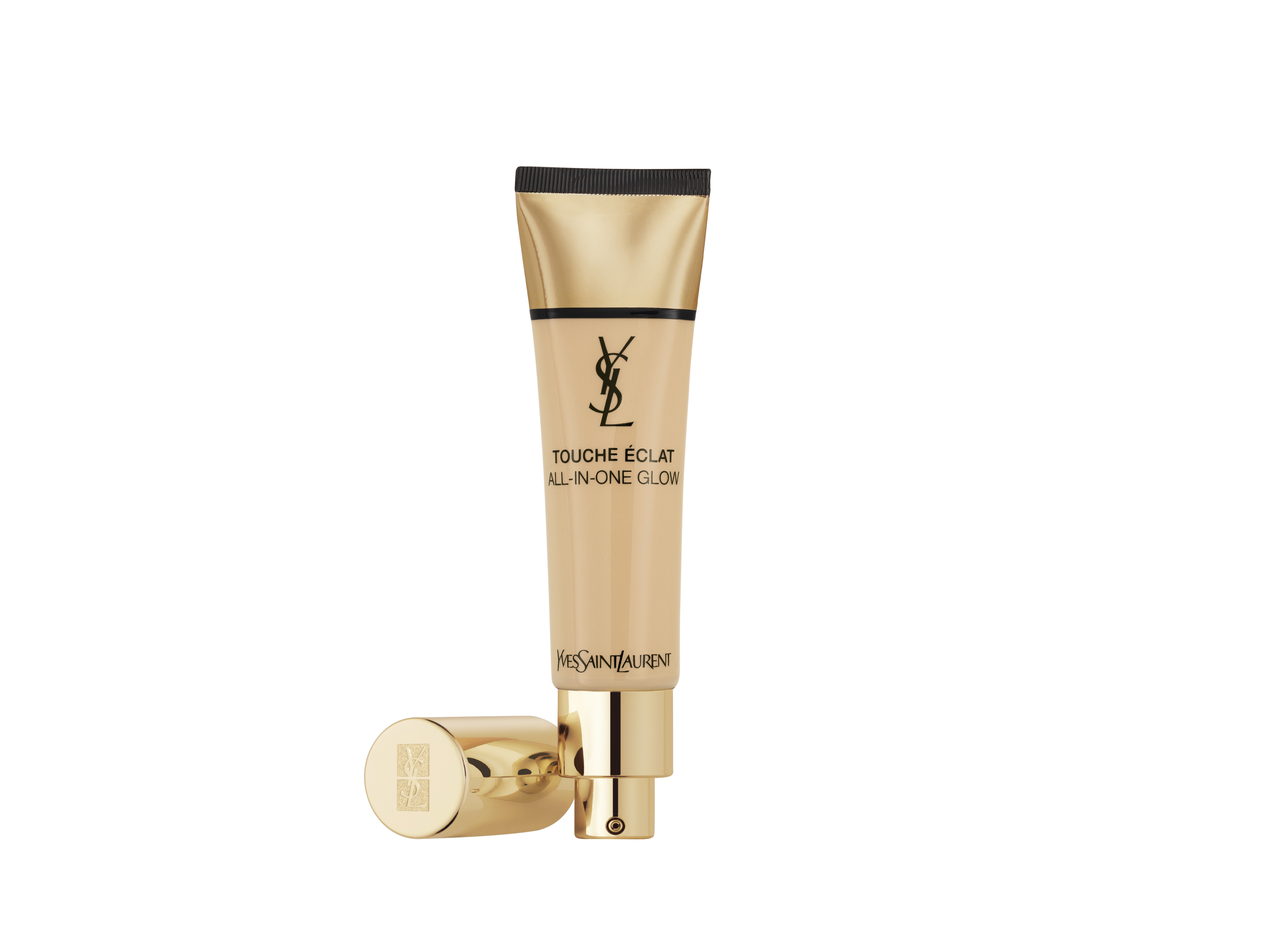 Touche Eclat Easy Glow Foundation B30 Almond - Light 2