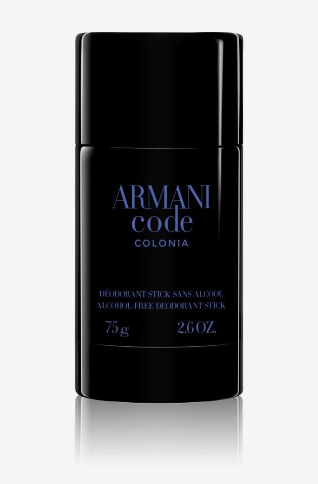 Armani Code Colonia Deo Stick 75g