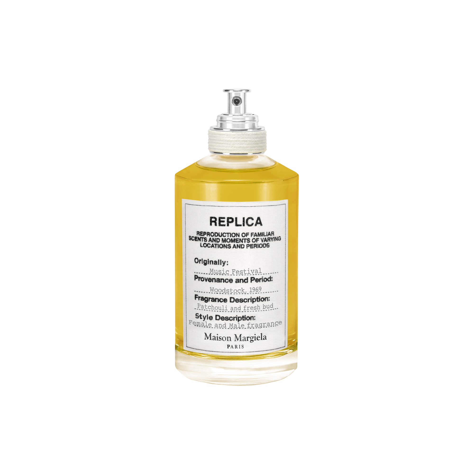 Replica Music Festival EdT 100 ml