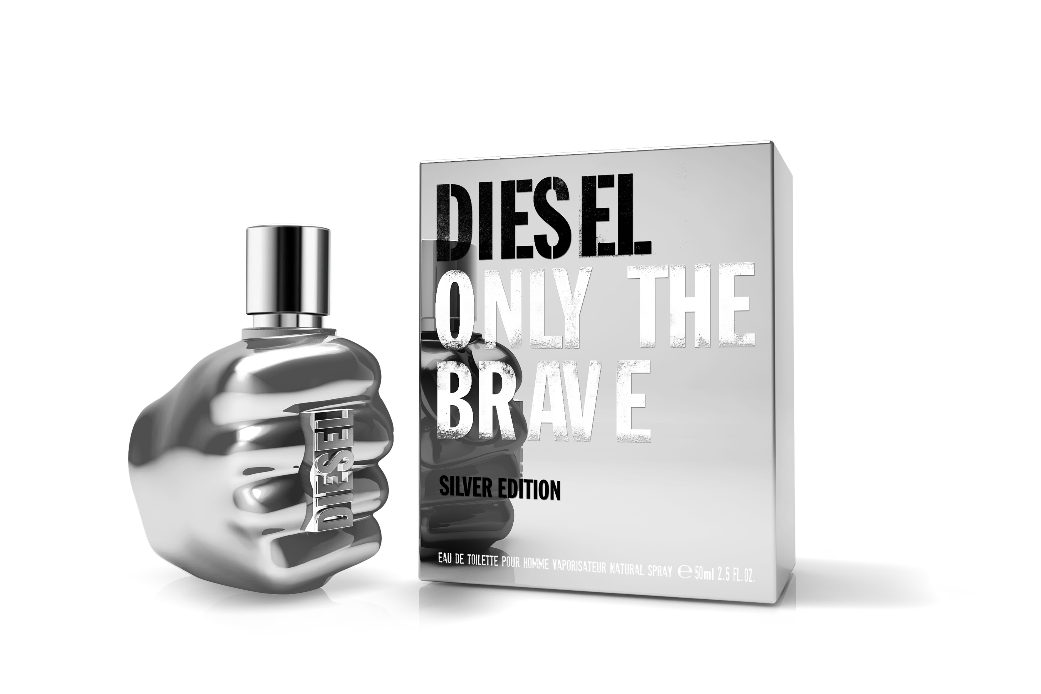 Only the Brave Silver Edt