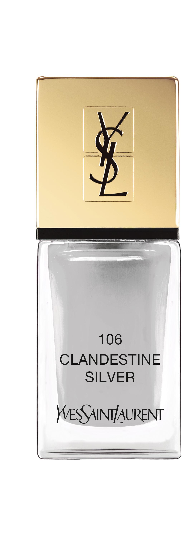 La Laque Couture 106 Clandestine Silver