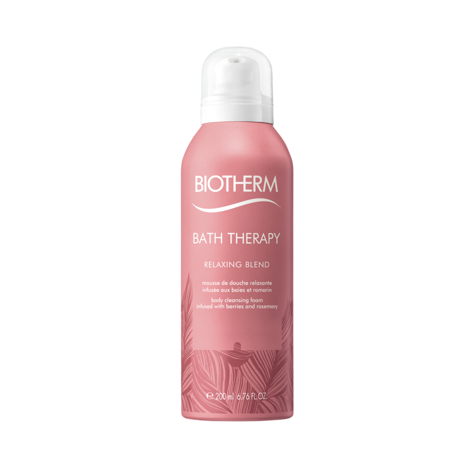 Bath Therapy Relaxing Cleansing Foam