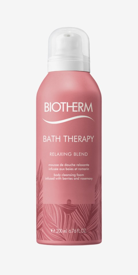 Bath Therapy Relaxing Cleansing Foam 200 ml