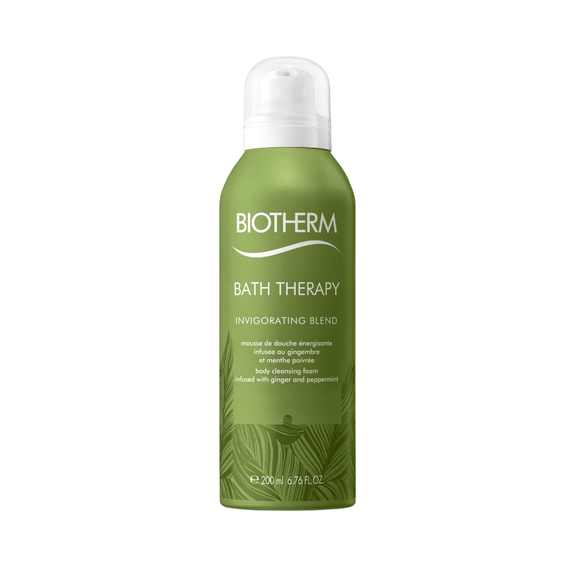 Bath Therapy Invigorating Cleansing Foam 200ml