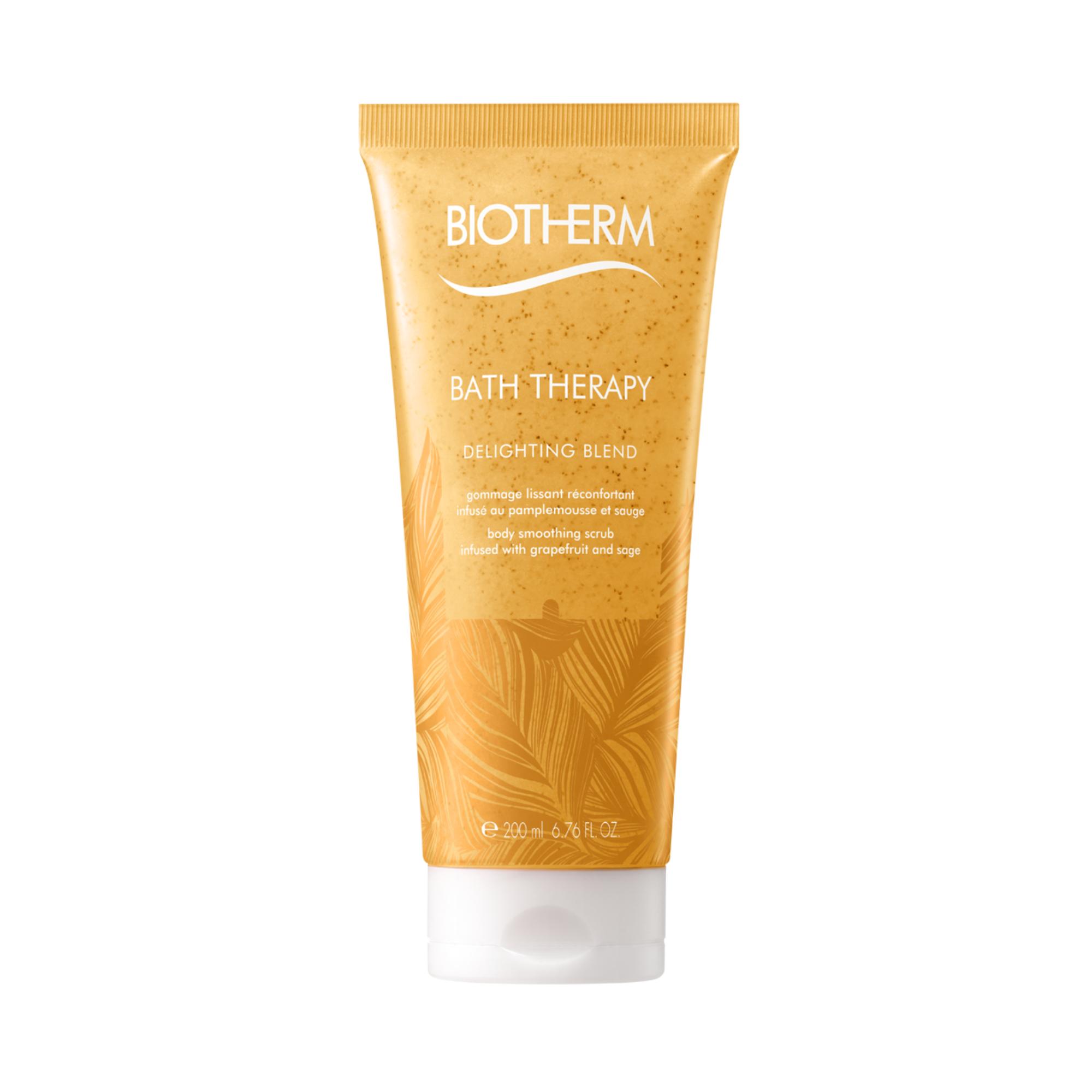 Bath Therapy Delighting Body Scrub 200ml