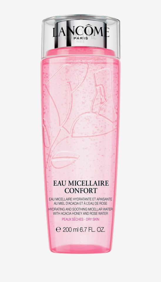 Eau Micellaire Confort Facial Toner 200 ml