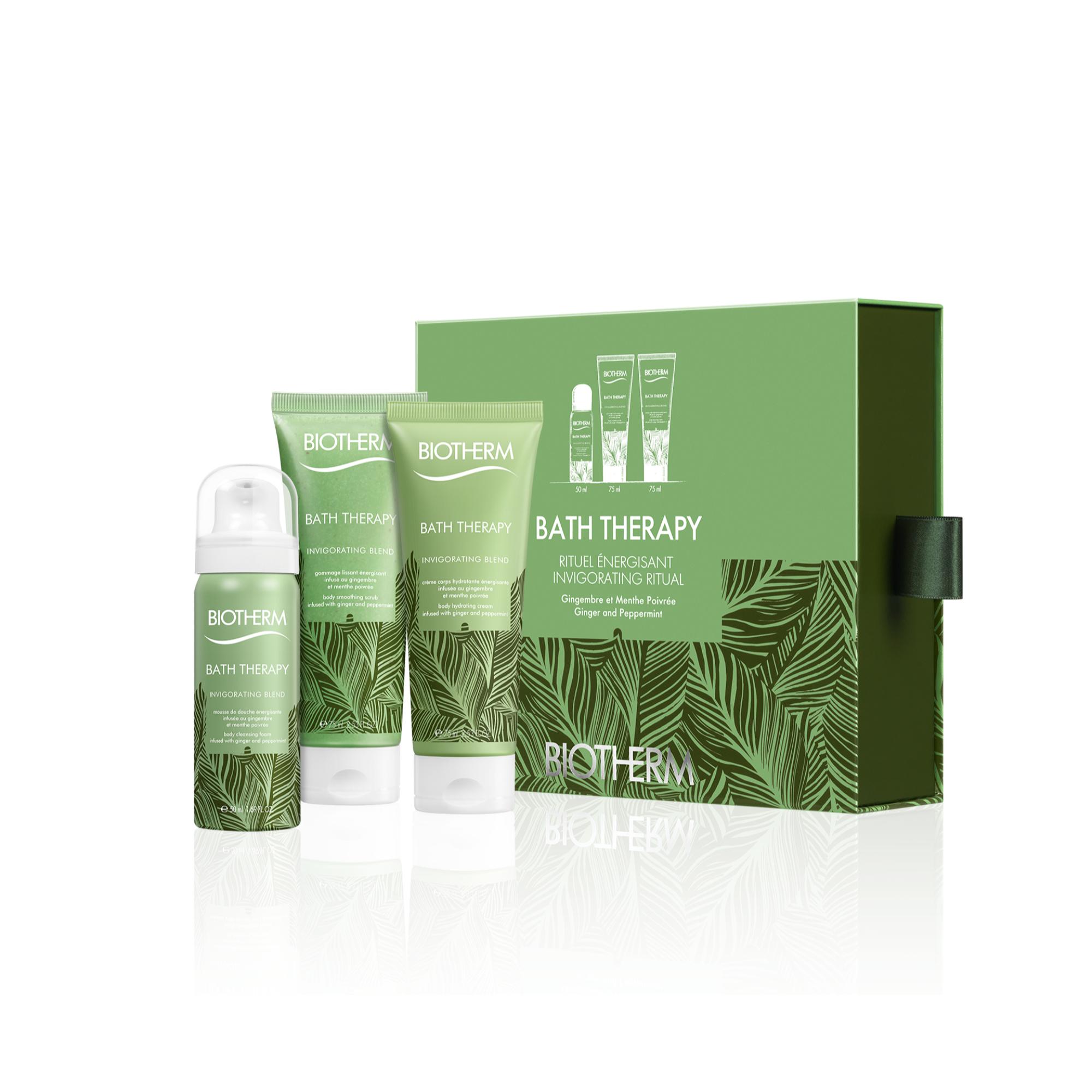 Bath Therapy Invigorative Blend Body Kit