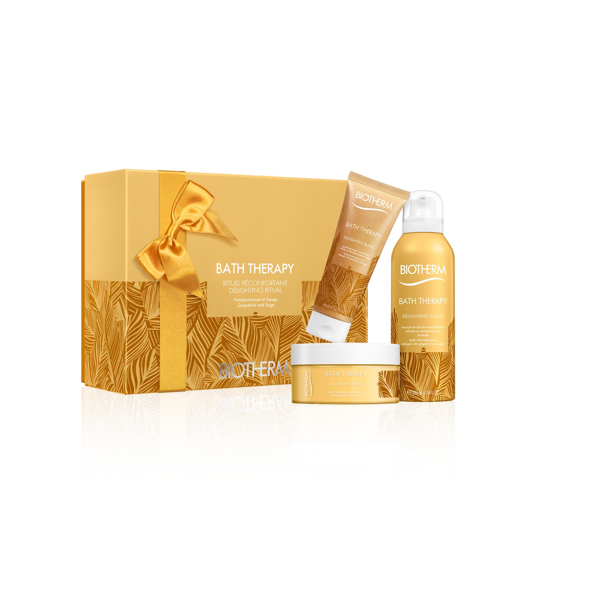 Bath Therapy Deli Blend Body Kit