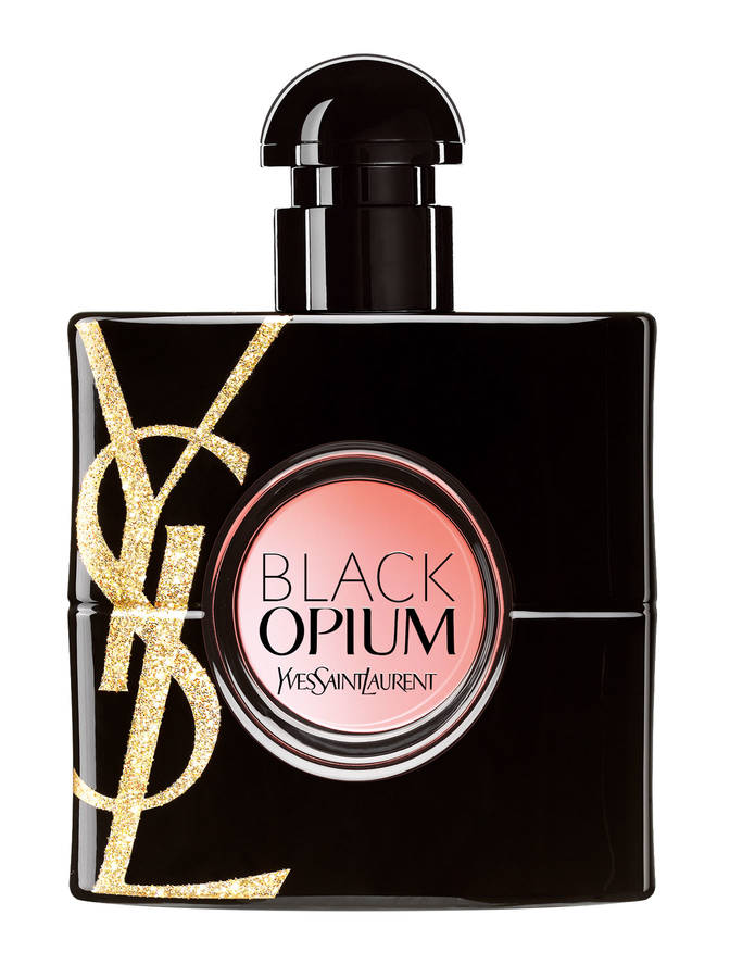 YSL Black Opium Xmas Edition 1 YSL Black Opium Xmas Edition Edt 50ml