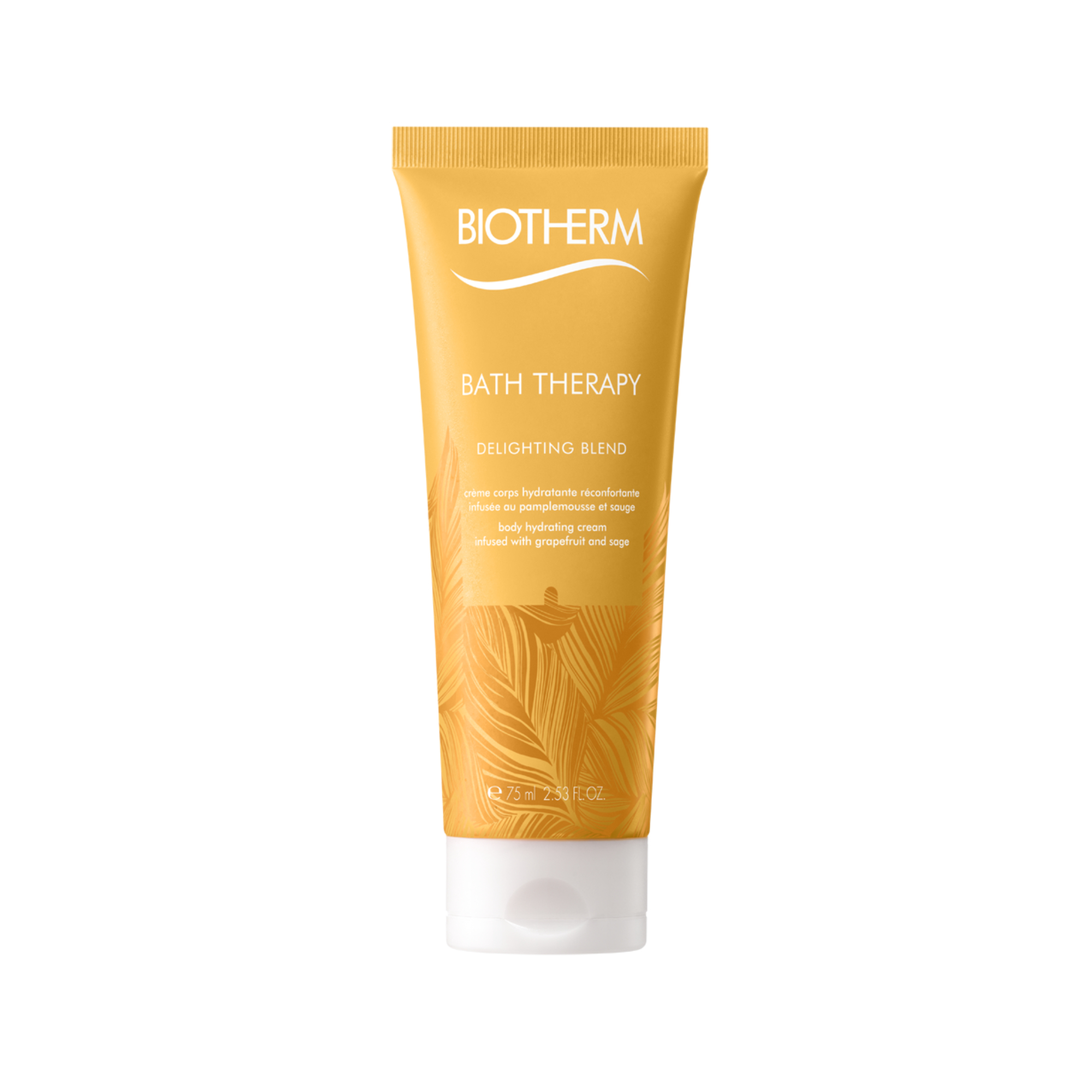 Bath Therapy Delighting Blend Body Cream Travel Size 75ml