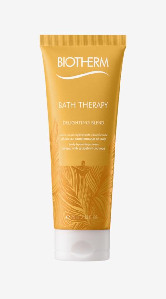 Bath Therapy Delighting Blend Body Cream. 75ml