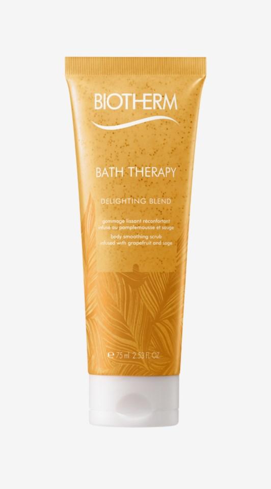 Bath Therapy Delighting Blend Body Scrub. 75ml