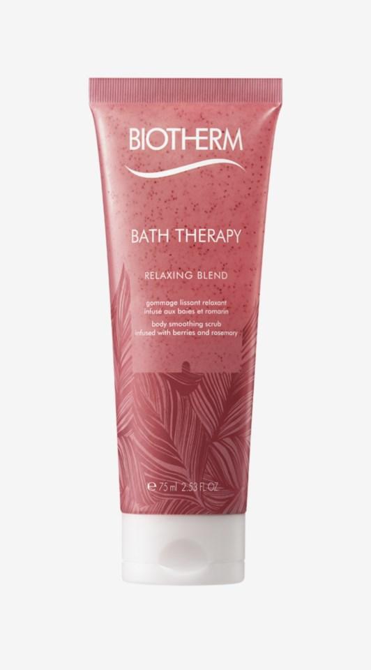 Bath Therapy Relaxing Blend Body Scrub. 75ml