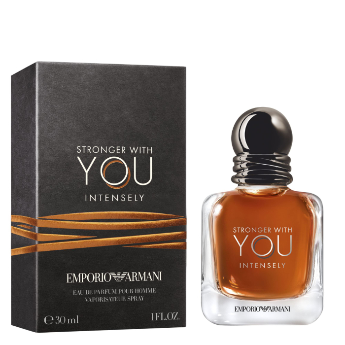 Emporio Armani Stronger With You Intensely EdP 30ml
