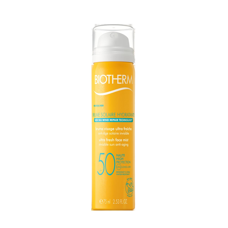 Eau Solaire Hydrante Face Mist SPF50 75ml