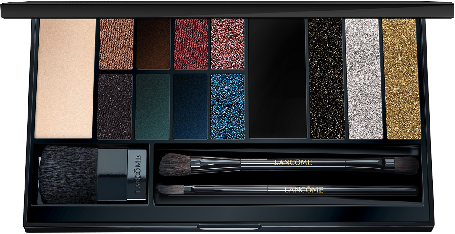 LANC Eye Shadow Palette Xmas 1 LANC Eye Shadow Palette Xmas 18 Eyeshadow:
