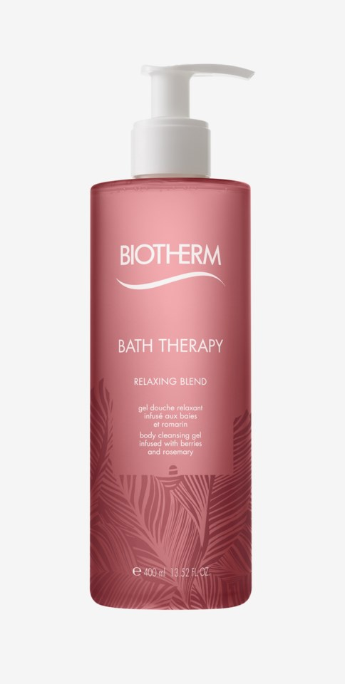 Bath Therapy Relaxing Shower Gel 400ml