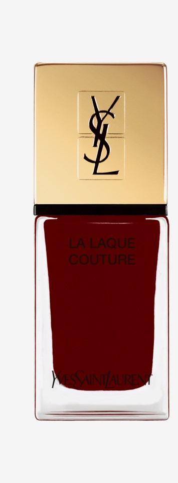 La Laque Couture Fall Look 2019 Nail Polish 119 Bordeaux Underground