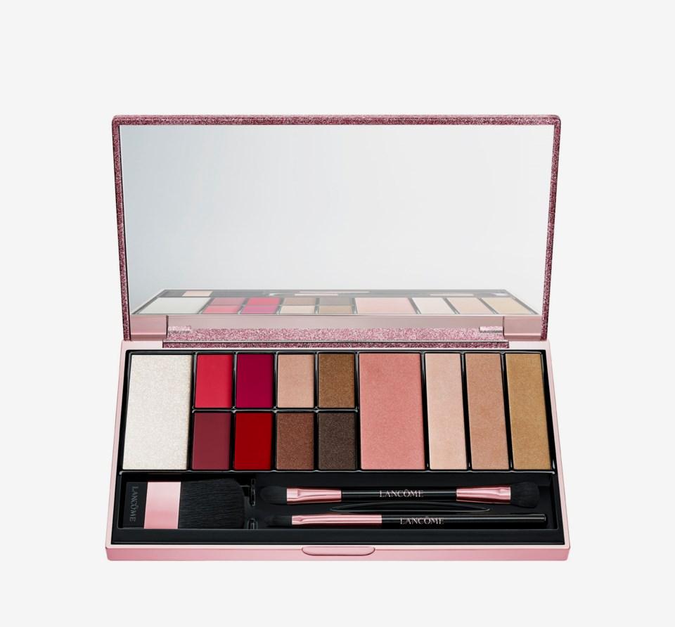 Lancôme x Chiara Ferragni Flirting Makeup Palette Mademoiselle Chiara Lipstick Palette
