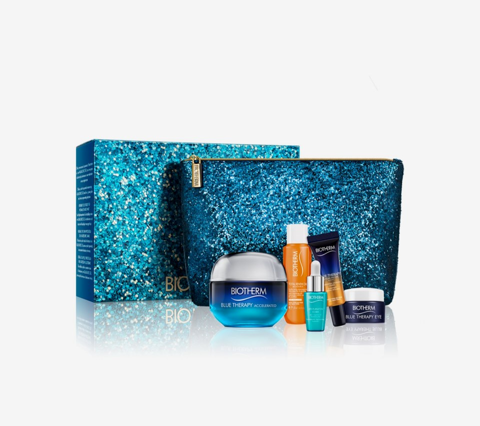 Blue Therapy Accelerated Gift Box