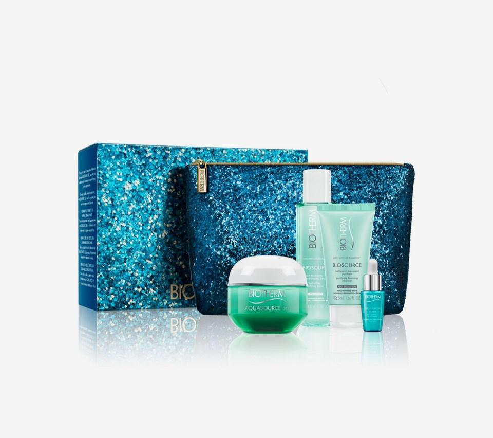 Gift Set Aquasource Gel Normal Gift Box
