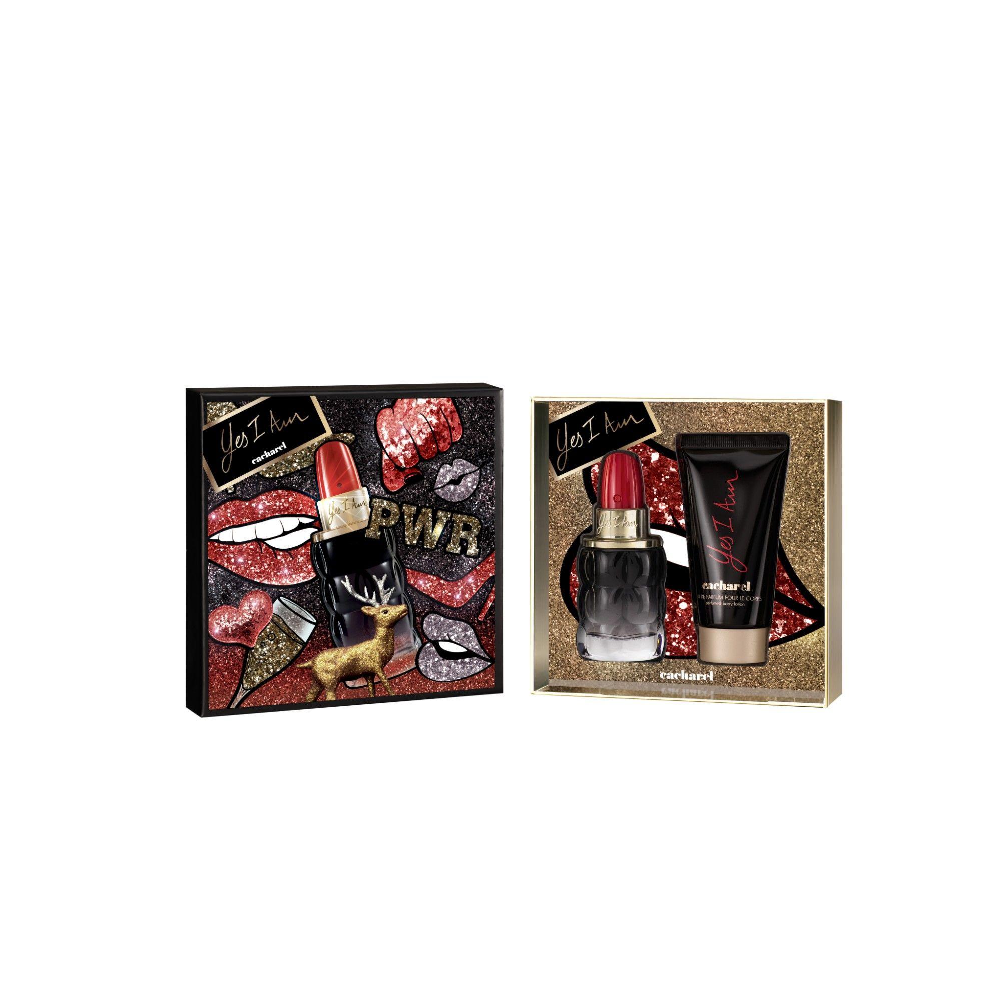 Yes I Am Yes I Am Gift Box Cacharel KICKS