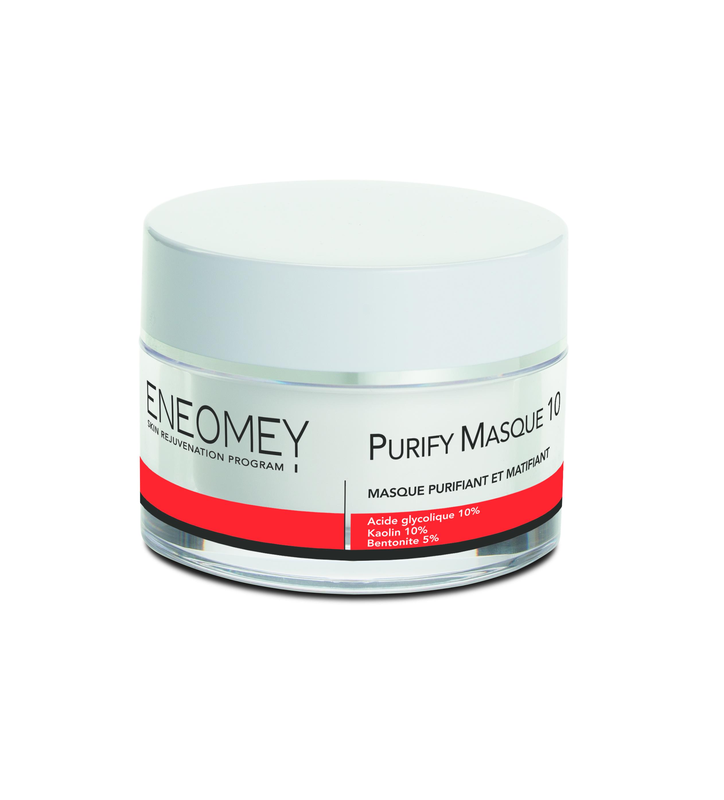 Purify Masque 10 50 ml Purify Masque 10 % 50ml